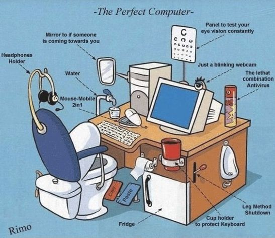 the perfect pc